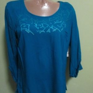 NEW JADED GLORY TOP SIZE S